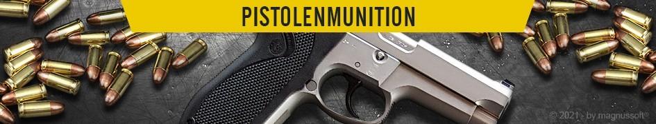Pistolenmunition